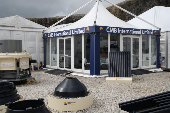 Another successful Hillhead show for CMB